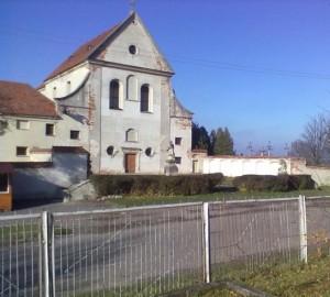 Монастир капуцинів в Олеську
