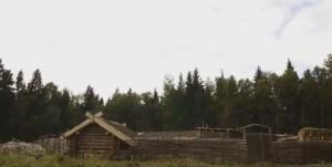 Реконструкція давньослов'янського селища