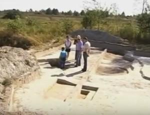 Розкопки у Ставчанах