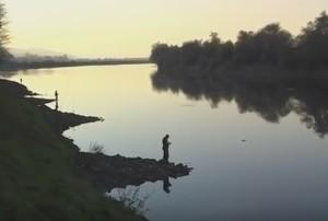 Рибалка на Дністрі