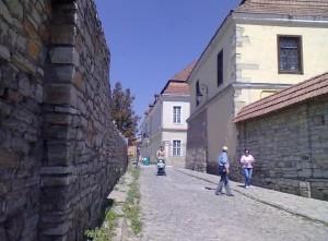 Старовинна вуличка Кам'янця