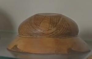 Трипільська тарілка