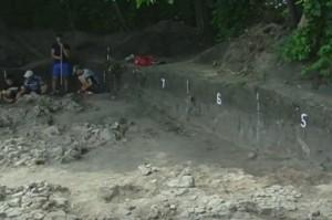 Археологічна практика студентів