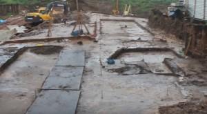 Археологічні розкопки з допомогою техніки