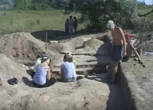 Археологи відпочивають