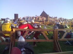 Фестиваль у Хотині