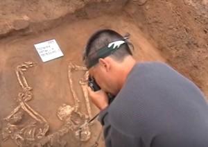 Фотографування розкопок