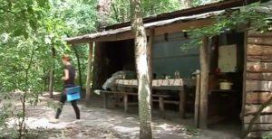 Кухня археологічної експедиціїКухня археологічної експедиції