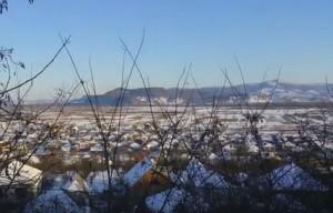 Мала Копаня взимку