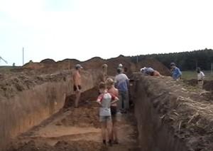 Масштабні археологічні розкопки