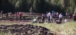 Масштабні розкопки археологів