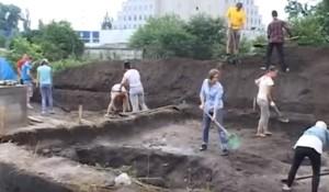 На археологічній практиці