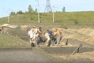 Організація розкопок