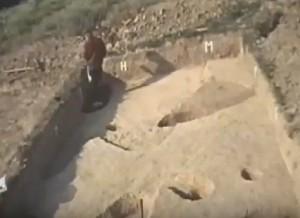 Розкопки археологів в Малій Копані