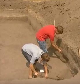 Розкопки ведуть студенти історичного факультету