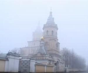 Свято-Троїцький жіночий монастир у місті Корець