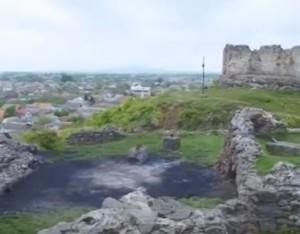 Замок Канко у Виноградові