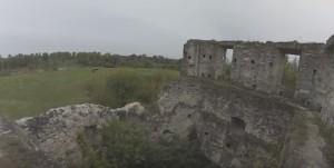 Башта замку у Токах