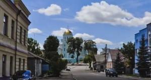 Давньоруський храм у Володимир-Волинському