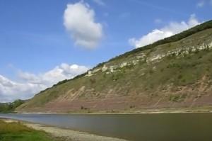 Дністровський каньйон у Монастириському районі