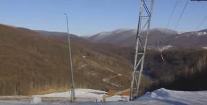 Гірськолижний підйомник у Сваляві