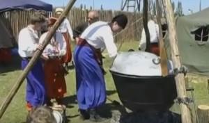 Козацький фестиваль під Берестечком