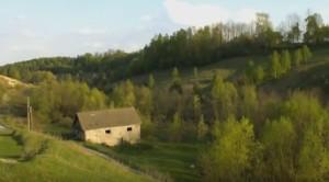 Краєвид біля Шумська
