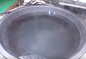 Купання у гарячих чанах - традиція Лумшорів