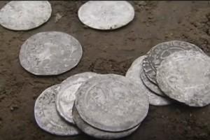 Монети зі скарбу
