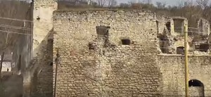 Мури чортківського замку