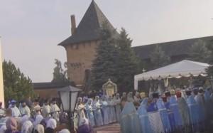 Паломництво у Зимненському монастирі