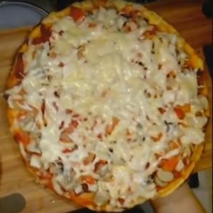 Піца - найпопулярніша страва в світі