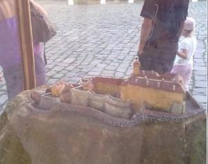 Реконструкція замку Паланок у Мукачевому