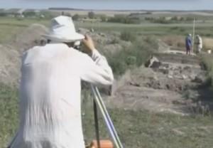 Розкопки давньоруського поселення поблизу Луцька