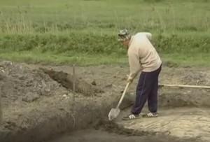 Розкопки поселення