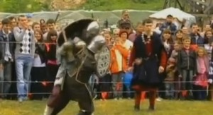 Рицарські бої в Бережанах