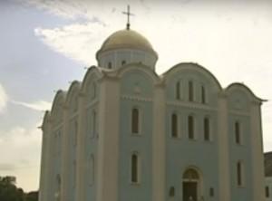 Собор Успіння Пресвятої Богородиці 12 століття у Володимирі-Волинському