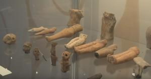 Трипільські фігурки