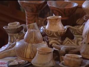 Трипільський мальований посуд