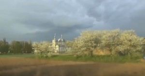 Весна у селі Литовеж