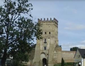 Замок Любарта у Луцьку