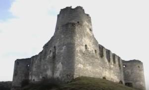 Замок-корабель
