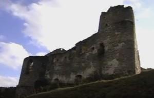 Замок у Сидорові