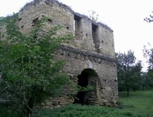Брама Чернелицького замку