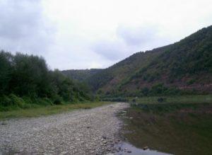 Дністровський каньйон у Городенківському районі