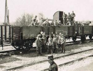 Калуш в часи Першої світової війни