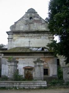 Костел святого Валентина у Михальчому