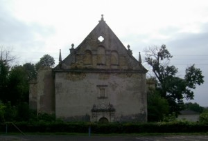 Костел у Чернелиці
