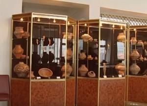 Музейна експозиція, трипілля