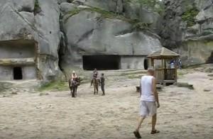 Скельний замок у Бубнищі